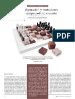 Reconfiguración y mutaciones del campo poíÍtico (Pablo Deheza)