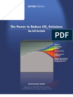 US Power to reduce 2007 CO2 emission
