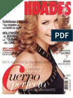 Entrevista de Keila Ochoa Harris en Vanidades Octubre 2011