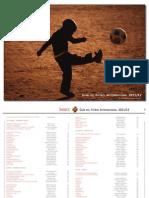 Guia de Fútbol Internacional 2011/2012