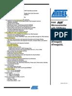 Data Sheet Atmega32