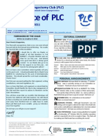 The Voice of PLC Oct - Nov 2011