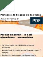presentacion de protocolo 2 fases