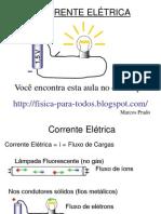 01-Corrente elétrica