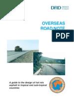 Roadnote 19