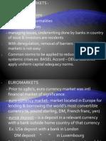 euro mkts