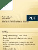 Anatomi Dan Fisiologi Hidung_ratih