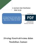 Strategi Konstruktivisme Dalam Pendidikan Jasmani