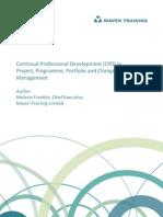 Continual Professional Development 1.0