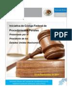 INICIATIVA Nuevo Código de Procedimientos Penales 2011
