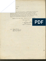 1960, 1963 -- Letters From Hubert Humphrey