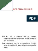 2_la Chimica Della Cellula