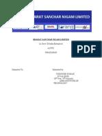 Bsnl Report