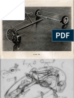 Fresco's Sketches, Designs for 32 Part Car