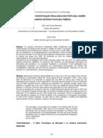 UMA ANÁLISE DA INVESTIGAÇÃO REALIZADA EM PORTUGAL SOBRE QUADROS INTERACTIVOS MULTIMÉDIA