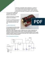 El microcontrolador