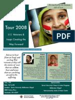 Speak for Peace Tour 2008