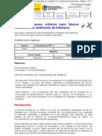 NTP 343 Nuevos Criterios Ventilacion