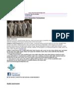 PWM Newsletter 10102011