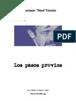 Francisco Paco Urondo - Los Pasos Previos