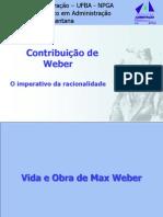 Aula 1 - Max Weber