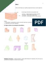 Geometria Espacial Métrica - Aula