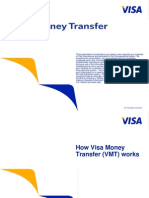 Visa Money Transfer Clients Short Version 13 April 2010