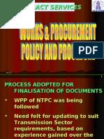 WPPP for ETs Including Delegation of Power