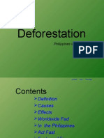 defotestation