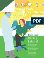 Historia clínica laboral 1