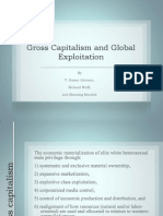 Gross Capitalism and Global Exploitation