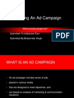 9 Planning an Ad Campaign