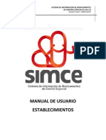 Manual de Usuario Simce Est