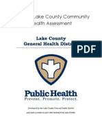 2011 Lake County Community Health Asessment