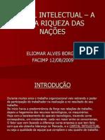 Capital Intelectual a Nova Riqueza Das Nacoes