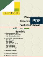 Apresentação Pedro Bertone Segundo dia Forum Interconselhos PPA