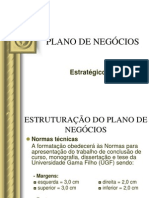 PLANO DE NEGÓCIOS aula  GQ2