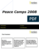 Peace Camps 2008