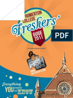 Freshers' Guide 2011