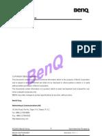 M23A BENQ Datasheet