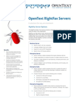Overview RightFax 10 Product Overview