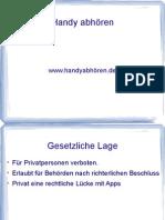 www.handyabhören.de