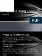 Introduction to the History of Hong Kong