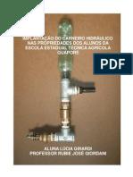 carneiro hidráulico - bomba de ariete