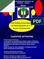 Enfermedades Dermatológicas  del Genital Masculino de A - Z(castelhano)