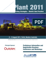Metplant 2011 Registration Brochure