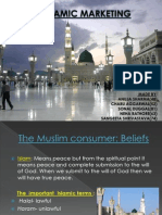 Islamic Marketing Work