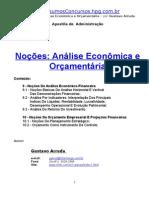 6804651 Gustavo Arruda AnAlise EconOmica e OrCamentAria Es Apostila