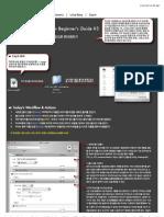LeicaKorea - Apple Automator Beginner's Guide #3