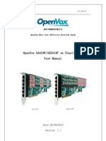 A2410P AE2410P Elastix1.6 User Manual English